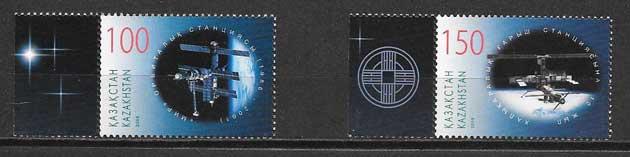 Sellos astronomía 2008