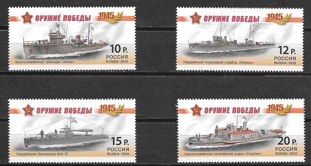 selos transporte Rusia 2013