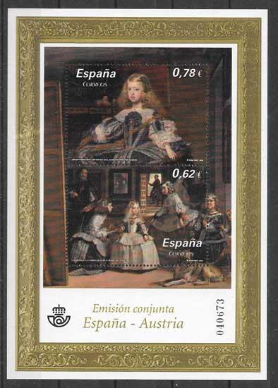 Arte español - pintura 2009