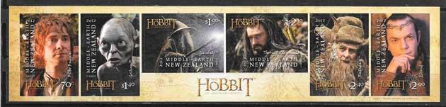 Filatelia sellos Nueva-Zelanda-2012-02