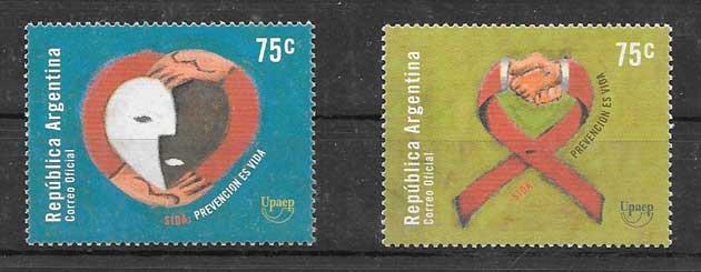 sellos América UPAEP 2000