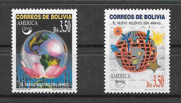 America UPAEP Bolivia 1999