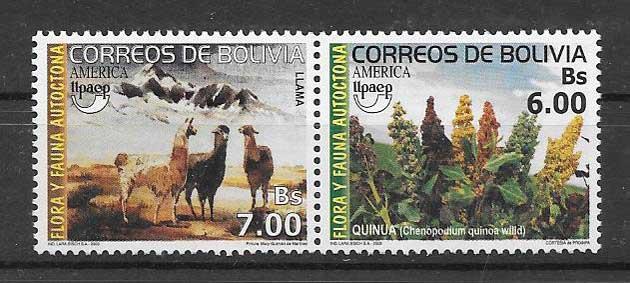 Bolivia UPAEP 2003