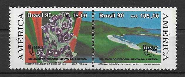 Brasil UPAEP 1990