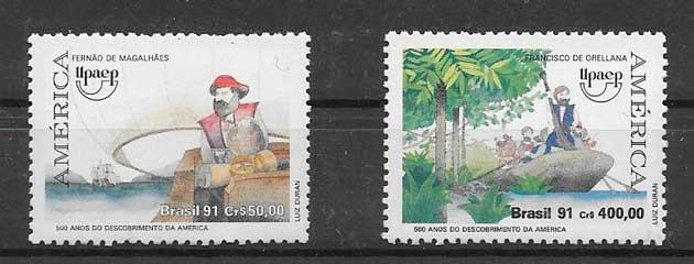 América UPAEP Brasil 1991