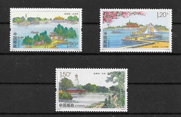 Philately pictures Delgado in West Lake