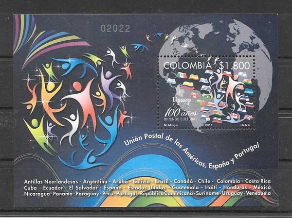 Sellos Colombia UPAEP 20