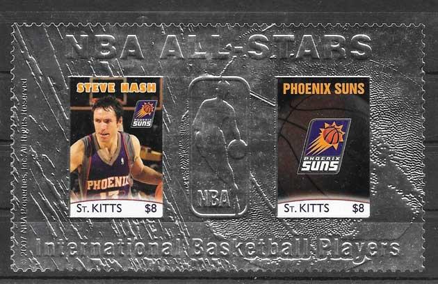 NBA ALL STARS 2007