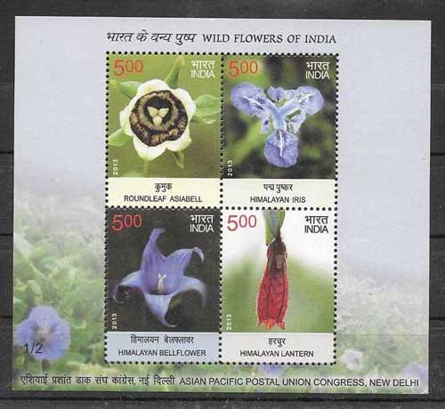 Colección sellos India-2013-02